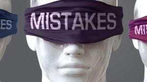 Prepping mistakes can be costly when made.