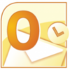 This is the Outlook 2010 logo