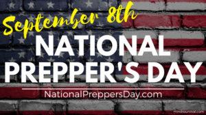National-Prepper's-Day-Mind4Survival