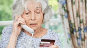 Don't Be a Victim-Phone Fraud-Phone Scam