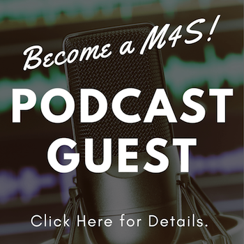 Become a Podcast Guest