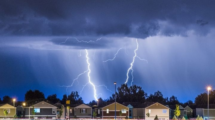A severe storm can cause problems unless you're prepared.