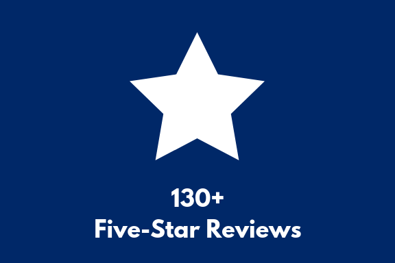 Podcast Page_130 Five Star Reviews