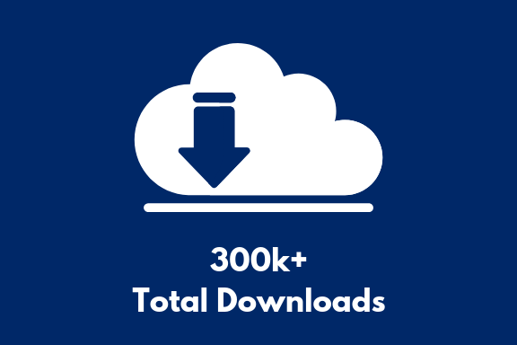 Podcast Page_300k Total Downloads
