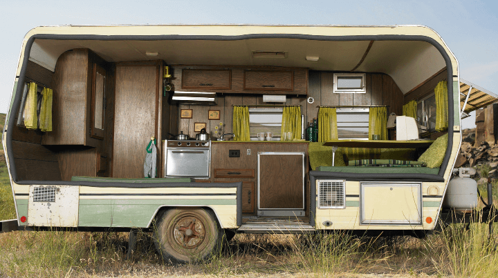 Living in an RV Trailer_RV Prepper