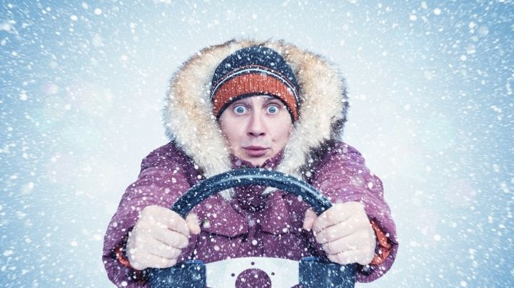 Tips for driving in a winter storm